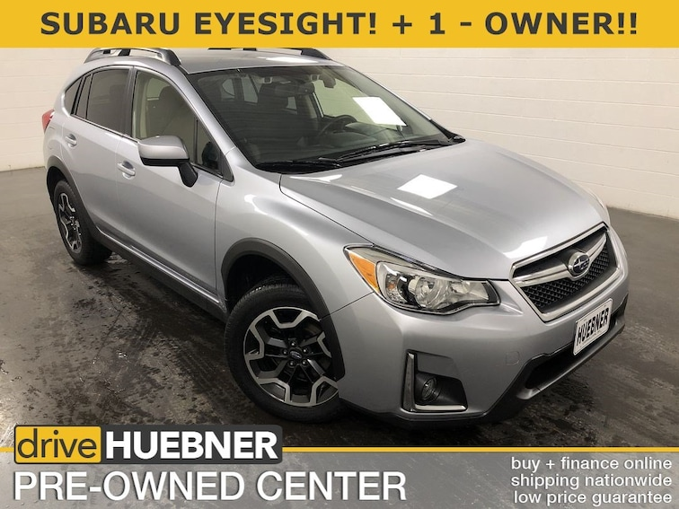 2016 Subaru Crosstrek Premium SUV