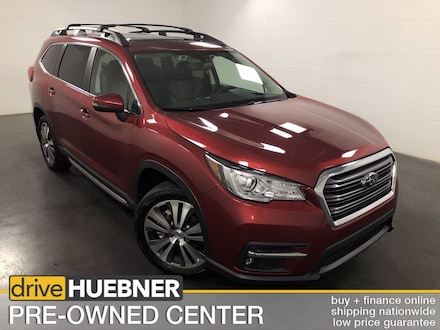 New 2020 Subaru Ascent Limited SUV for sale in Canton, OH