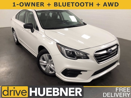 New 2018 Subaru Legacy 2.5i Sedan for sale in Canton, OH