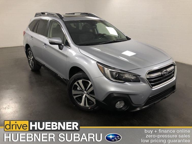 New 2019 Subaru Outback 2.5i Limited SUV Carrollton, OH