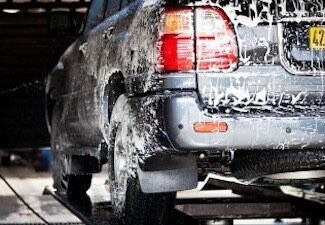 FREE - Car Wash with Every Service