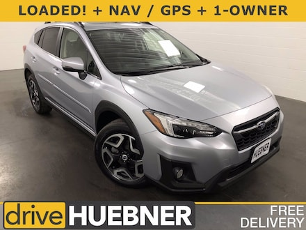 New 2018 Subaru Crosstrek Limited SUV for sale in Canton, OH