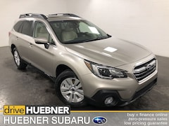 New 2019 Subaru Outback 2.5i Premium SUV 4S4BSAHC2K3301485 in Carrollton, OH