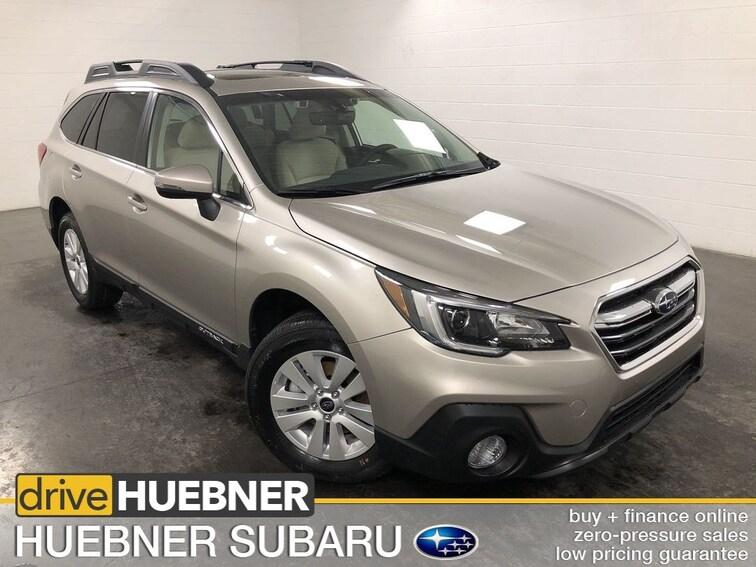 New 2019 Subaru Outback 2.5i Premium SUV Carrollton, OH