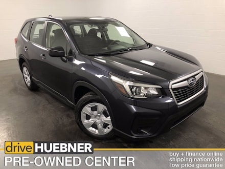 New 2019 Subaru Forester 2.5i SUV for sale in Canton, OH