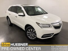 Used 2015 Acura MDX for sale near New Philadelphia, OH