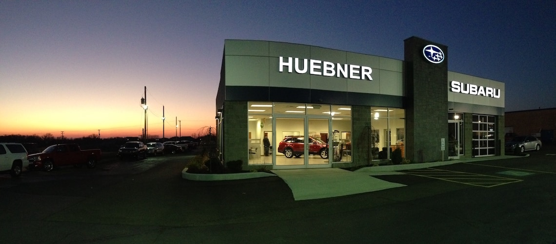 Huebner Subaru Subaru Dealership Carrollton OH Serving New - Subaru dealers philadelphia area