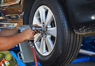 FREE - Tire Rotations for Life