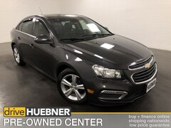 Used 2016 Chevrolet Cruze Limited for sale near New Philadelphia, OH