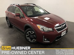 Used 2016 Subaru Crosstrek Limited SUV JF2GPAKC5GH205401 in Carrollton, OH