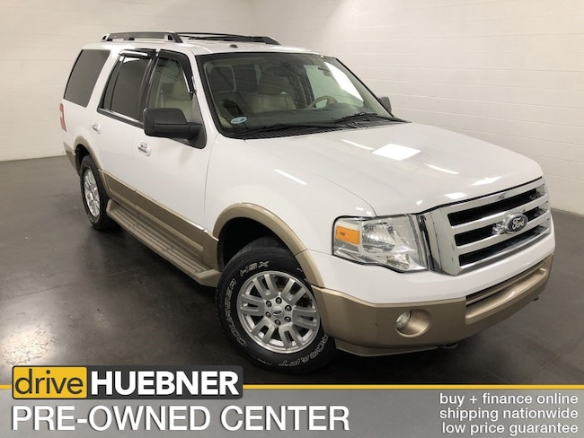 2013 Ford Expedition XLT 4WD  XLT