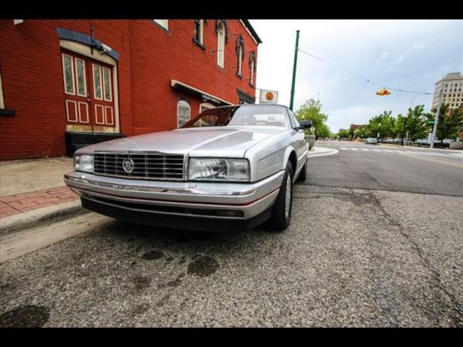 1988 Cadillac Allante Base Convertible