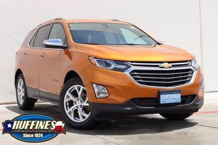 2018 Chevrolet Equinox FWD 4dr Premier w/1LZ Sport Utility