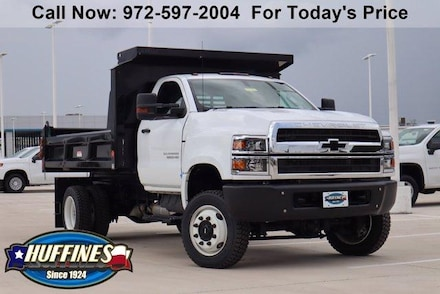 2020 Chevrolet Silverado 5500 HD Work Truck Truck Regular Cab