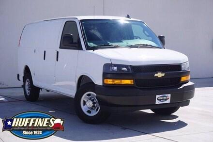 2021 Chevrolet Express RWD 2500 135 Full-size Cargo Van