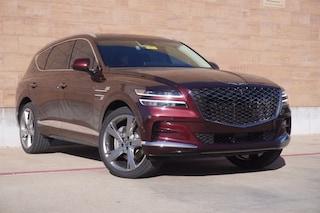 New 2021 Genesis GV80 3.5T SUV for sale in McKinney, TX