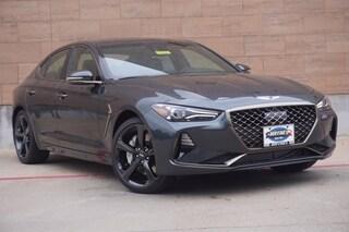New 2021 Genesis G70 3.3T Sedan for sale in McKinney, TX