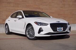 New 2021 Genesis G70 2.0T Sedan for sale in McKinney, TX