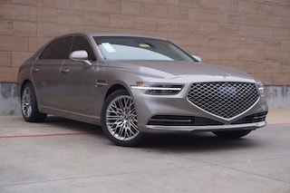 New 2021 Genesis G90 3.3T Premium RWD Sedan for sale in McKinney, TX