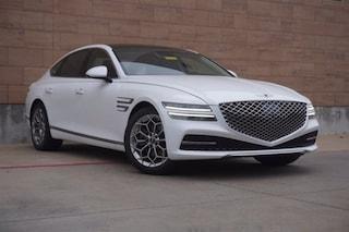 New 2021 Genesis G80 2.5T Sedan for sale in McKinney, TX