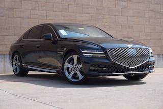 New 2021 Genesis G80 3.5T Sedan for sale in McKinney, TX