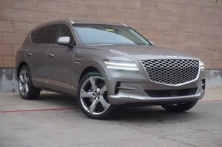 New 2021 Genesis GV80 2.5T SUV for sale in McKinney, TX