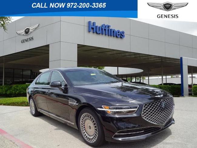 New 2020 Genesis G90 5.0 Ultimate Sedan for sale in Plano, TX