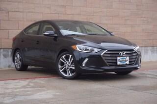 Used  2018 Hyundai Elantra Limited Sedan for sale in McKinney, TX