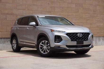 Used 2020 Hyundai Santa Fe SEL 2.4 SUV on sale in McKinney, TX