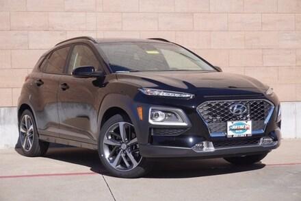 New 2021 Hyundai Kona Limited SUV on sale in McKinney, TX