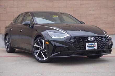 New 2021 Hyundai Sonata SEL Plus Sedan for sale in McKinney TX