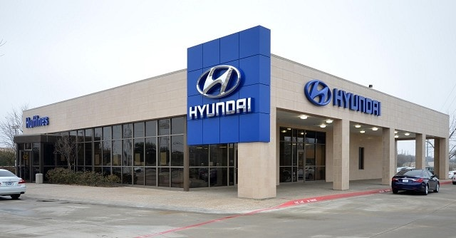 New Hyundai dealer McKinney TX