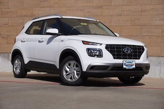 New 2020 Hyundai Venue SEL SUV for sale in McKinney, TX