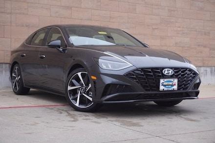 Used 2021 Hyundai Sonata SEL Plus Sedan on sale in McKinney, TX