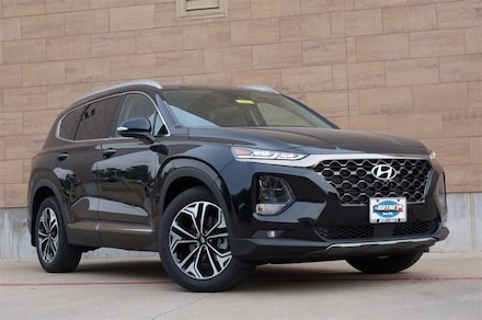 New 2020 Hyundai Santa Fe Limited 2.0T SUV on sale in McKinney, TX