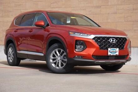 New 2020 Hyundai Santa Fe SEL 2.4 SUV for sale in McKinney