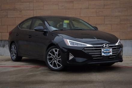 New 2020 Hyundai Elantra Limited Sedan for sale in McKinney TX