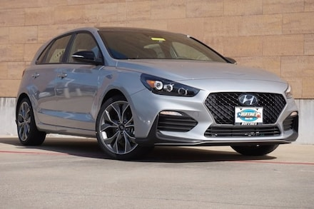 New 2020 Hyundai Elantra GT N Line Hatchback on sale in McKinney, TX