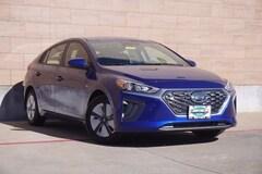 New 2020 Hyundai Ioniq Hybrid Blue Hatchback for sale in McKinney, TX