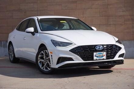 New 2020 Hyundai Sonata SEL Sedan for sale in McKinney TX