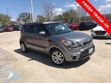 Used 2012 Kia Soul Plus Hatchback on sale in McKinney, TX