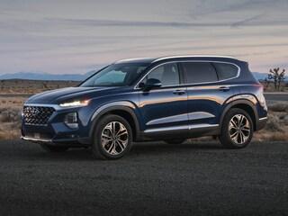 Used 2020 Hyundai Santa Fe SE 2.4 SUV in McKinney, TX