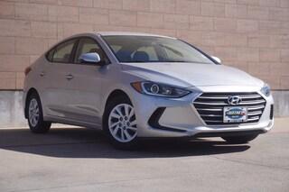 Used  2018 Hyundai Elantra SE Sedan for sale in McKinney, TX