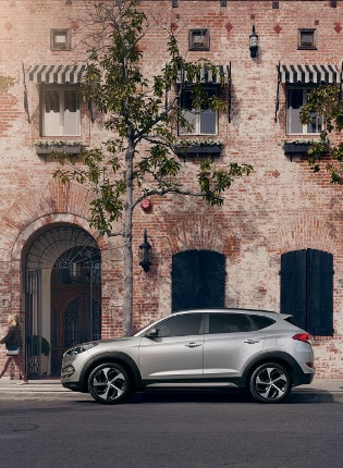 New Hyundai Tucson in Texas