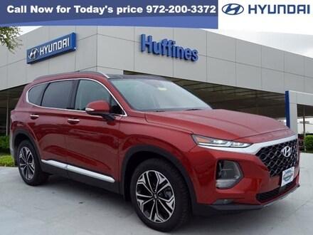 2020 Hyundai Santa Fe SEL 2.0T Auto FWD SUV