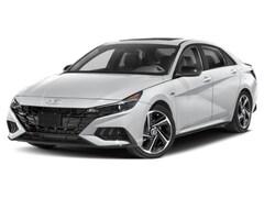 2022 Hyundai Elantra Limited IVT Sedan