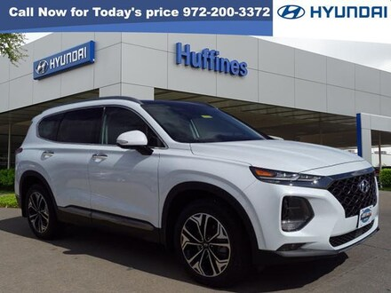 2020 Hyundai Santa Fe Limited 2.0T Auto AWD SUV