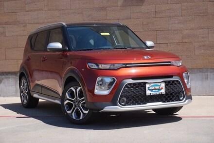 New 2021 Kia Soul X-Line Hatchback on sale in McKinney, TX