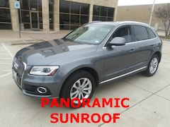 Used 2013 Audi Q5 2.0T Premium Plus SUV for sale in McKinney, TX