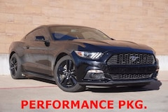 Used 2016 Ford Mustang Ecoboost Premium Coupe in McKinney, TX